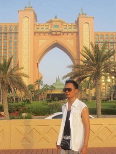 Pengalaman Tak Terlupakan Berlibur ala Backpacker ke Dubai 14