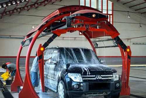 Tengok Peluang Usaha Waralaba Cuci Mobil yang Menjamur Di Masyarakat