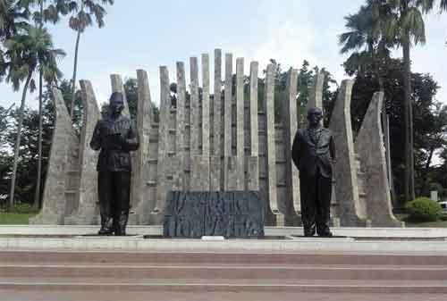 Wisata Sejarah Kemerdekaan Indonesia 03 Monumen Soekarno Hatta - Finansialku