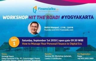 hit the road yogyakarta day 1