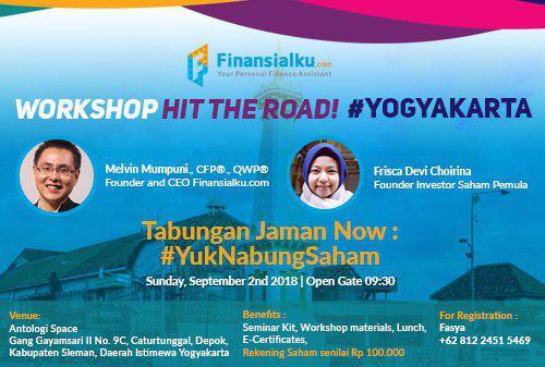 hit the road yogyakarta day 2