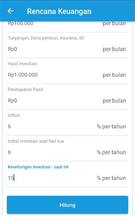 Aplikasi Finansialku Dana Pensiun 6