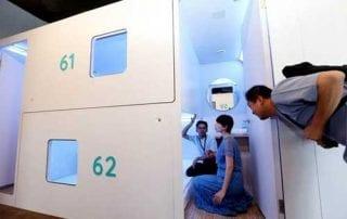 Berapa Besar Peluang Keuntungan Investasi Hotel Kapsul 01 - Finansialku
