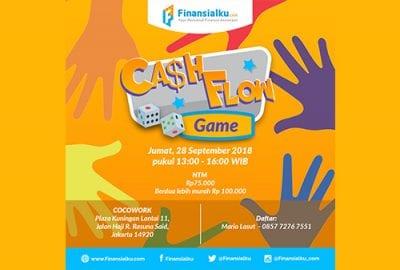 Cash flow game finansialku