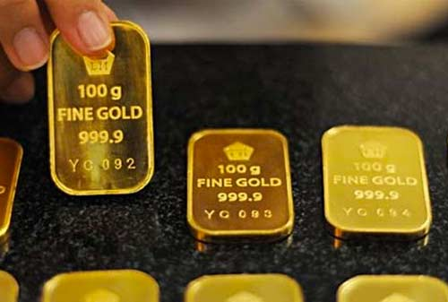 Hasil gambar untuk emas antam