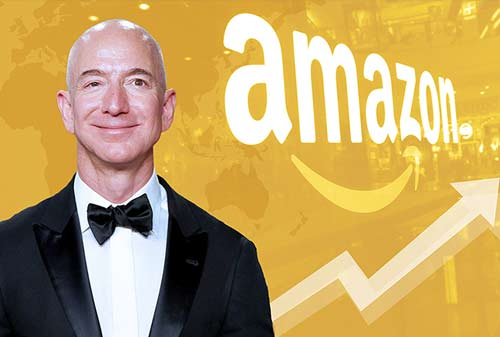 10 Pemikiran Ini Membuat Jeff Bezos Menjadi Orang Super Kaya Di Dunia