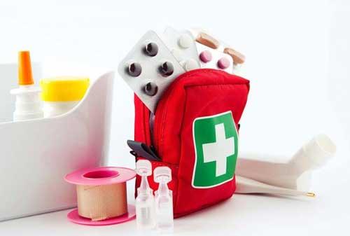 Sudah Tahu Jenis Obat-obatan yang Terdapat di Kotak P3K?