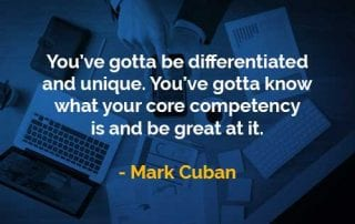 Kata-kata Bijak Mark Cuban Dibedakan dan Unik - Finansialku
