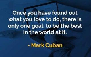 Kata-kata Bijak Mark Cuban Menjadi yang Terbaik - Finansialku