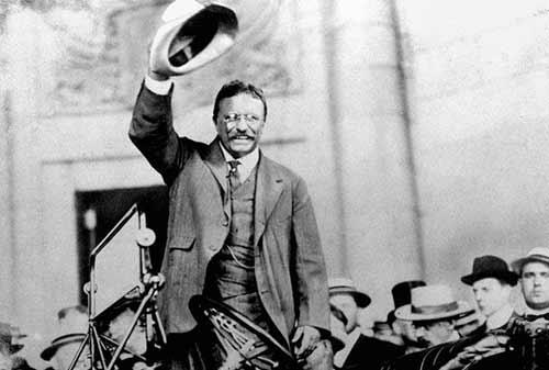 Kata-kata Bijak Theodore Roosevelt 4 Finansialku