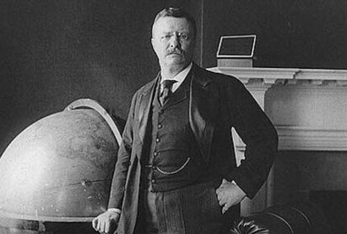 Kata-kata Bijak Theodore Roosevelt 5 Finansialku