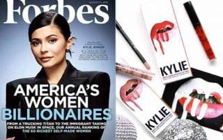 Kisah Sukses Kylie Jenner 5 Finansialku