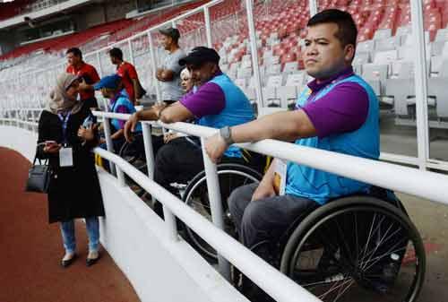 Persiapan Upacara Pembukaan Asian Para Games 2018 2 Finansialku
