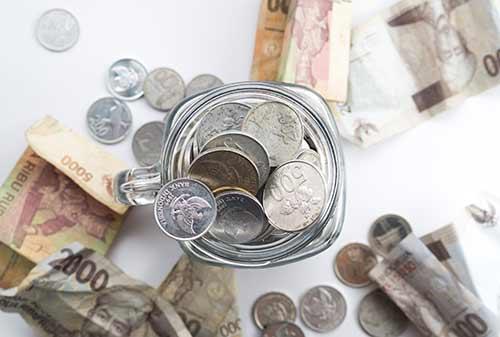 Simulasi Perhitungan Dengan Aturan Investasi 72 di Aplikasi 2 Finansialku