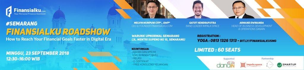 Finansialku Roadshow Semarang