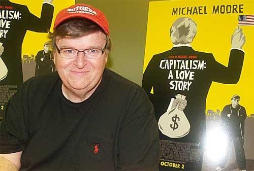 Belajar Keuangan dari Film Capitalism A Love Story (2009) 02 Michael Moore - Finansialku