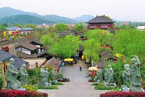 Destinasi Wisata Hangzhou 07 Song Dynasty Town - Finansialku