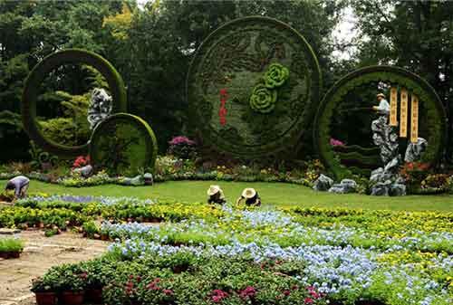 Destinasi Wisata Hangzhou 08 Botanical Garden - Finansialku