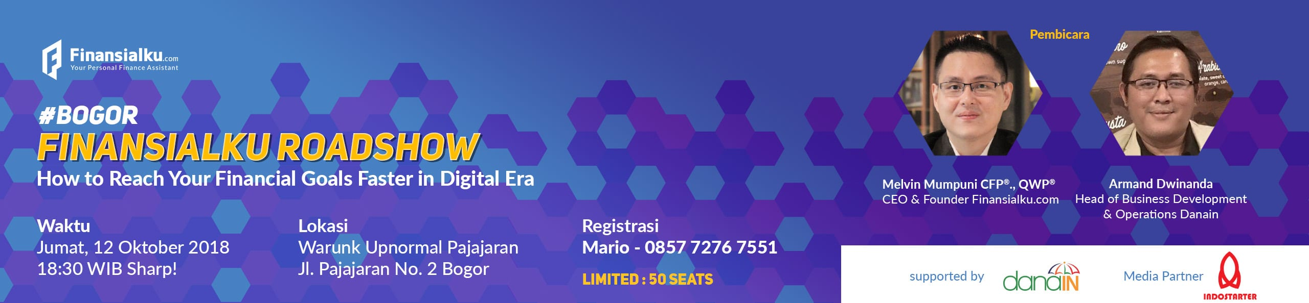 Event How to Reach Your Financial Goals Faster in Digital Era (2)