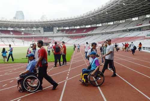 Kondisi Fasilitas dan Akses Untuk Teman-Teman Disabilitas Jelang Asian Para Games 2018 2 Finansialku