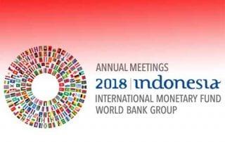 Pemborosan Dana Pertemuan IMF World Bank, Pemerintah Bela Diri 01 - Finansialku