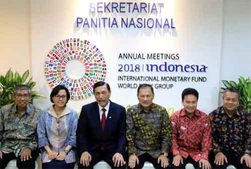 Pemborosan Dana Pertemuan IMF World Bank, Pemerintah Bela Diri 04 - Finansialku