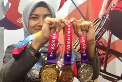 Peringkat Akhir dan Perolehan Medali Indonesia di Asian Para Games 2018 02 - Finansialku