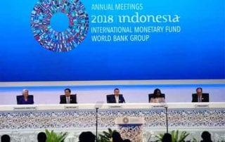 Pertumbuhan Fintech Curi Perhatian Rapat IMF World Bank 01 - Finansialku