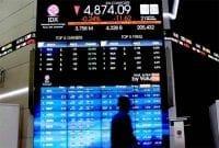 Transaksi Perdagangan Saham Tak Capai Target 01 BEI - Finansialku