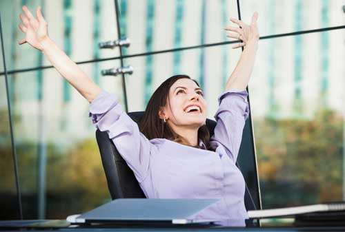 Bekerja 4 Hari Kerja Dalam Seminggu Apa Iya 02 Karyawan Bahagia - Finansialku