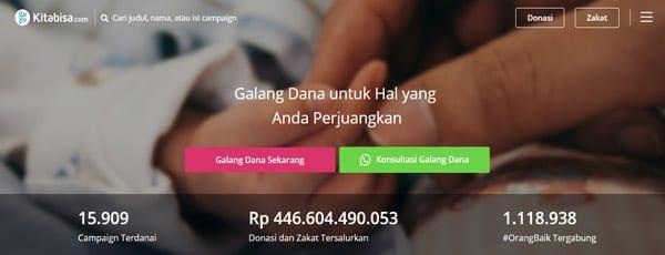 Donasi Online 02 (Kitabisa.com) - Finansialku