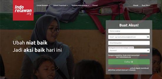 Donasi Online 05 (Indorelawan) - Finansialku