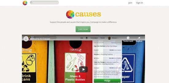 Donasi Online 07 (Causes.com) - Finansialku