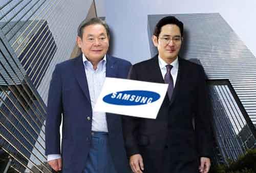 Fakta Menarik 25 Keluarga Terkaya di Dunia yang Menjadi Sorotan Publik 17 Lee Samsung - Finansialku