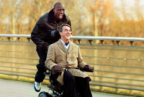 Film The Intouchables (2011) 02 - Finansialku