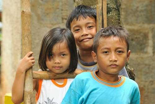 Ini Upaya Selesaikan Masalah Ketimpangan Antara Si Miskin dan Si Kaya! 02 Anak-anak Indonesia - Finansialku