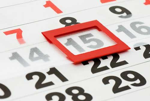 Jangan Senang Dulu, Ini Fakta Tentang Kredit Tanpa Jaminan! 03 Kalender - Finansialku