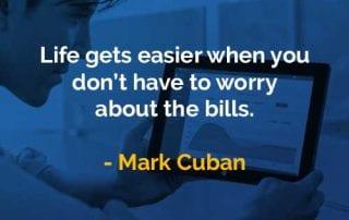 Kata-kata Bijak Mark Cuban Hidup Menjadi Lebih Mudah - Finansialku