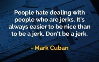 Kata-kata Bijak Mark Cuban Orang yang Bandel - Finansialku