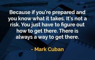 Kata-kata Bijak Mark Cuban Tahu Apa yang Dibutuhkan - Finansialku