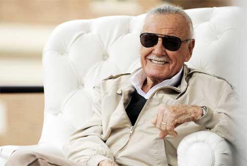 Mengenang Stan Lee Sang Pencipta Karakter dalam Film Marvel yang Selalu Dinantikan