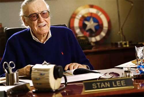 Mengenang Stan Lee Sang Pencipta Karakter dalam Film Marvel yang Selalu Dinantikan 02 - Finansialku