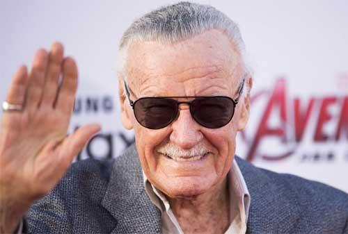Mengenang Stan Lee Sang Pencipta Karakter dalam Film Marvel yang Selalu Dinantikan 03 - Finansialku