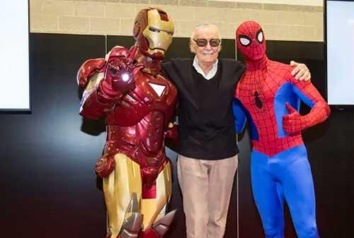 Mengenang Stan Lee Sang Pencipta Karakter dalam Film Marvel yang Selalu Dinantikan 04 - Finansialku