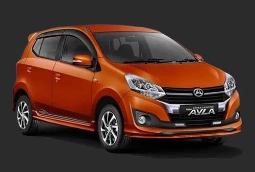 Mobil Murah Untuk Keluarga Muda 02 (Daihatsu Ayla 1.2 R AT DLX) - Finansialku