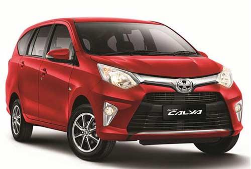 Mobil Murah Untuk Keluarga Muda 06 (Toyota Calya 1.2 G AT) - Finansialku