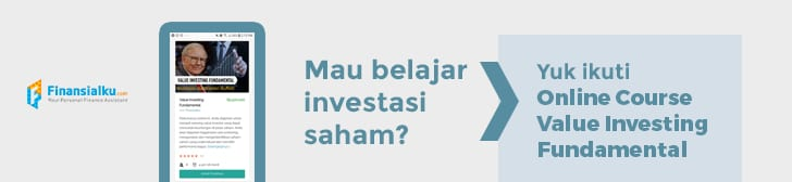 Iklan Banner Online Course Value Investing - Finansialku 728 x 168