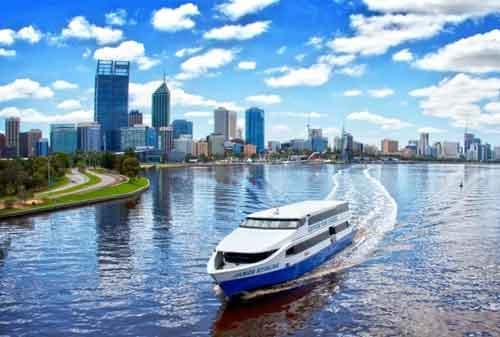 Penasaran Rahasia Liburan ke Perth Australia Gini Cara Mewujudkannya! 04 Swan River - Finansialku