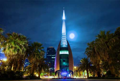 Penasaran Rahasia Liburan ke Perth Australia Gini Cara Mewujudkannya! 10 The Bell Tower - Finansialku