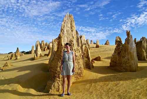 Penasaran Rahasia Liburan ke Perth Australia Gini Cara Mewujudkannya! 11 The Pinnacles - Finansialku
